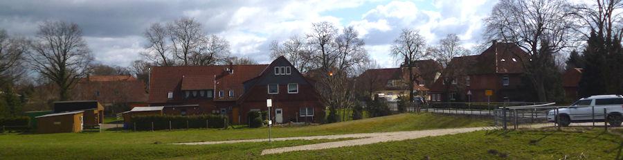 Dorfeingang West Bordenau